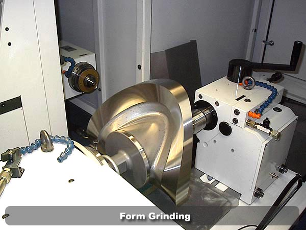 Form Grinding